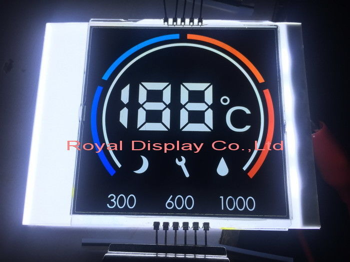 High Contrast Ratio Va Lcd Panel For Industrial Instruments