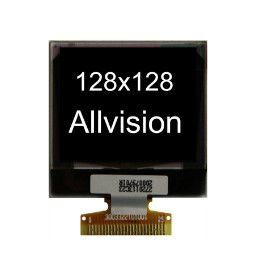 QG-2828KS 128x128 Pixel Oled Module High Resolution SSD1327 Drive IC